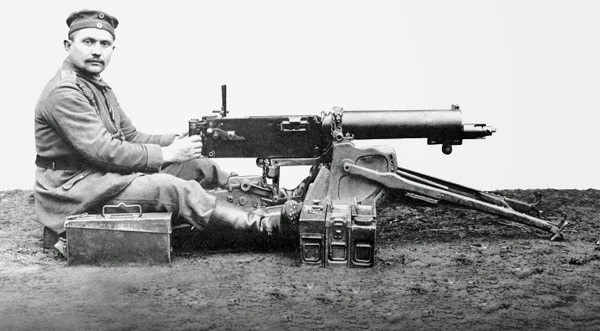 Top 10 armas mais mortais da 1 ª Guerra Mundial